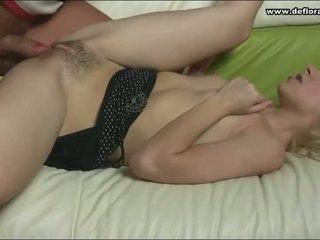 Gorgeous virgin nude