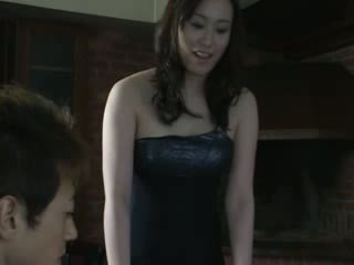 Unique japanese prostitute teased