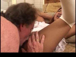 hardcore sex actie, pijpbeurt scène, krijgt haar kutje geneukt klem