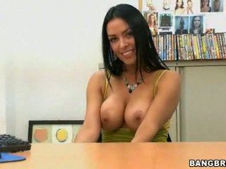 brunette fresh, cute most, rated fucking