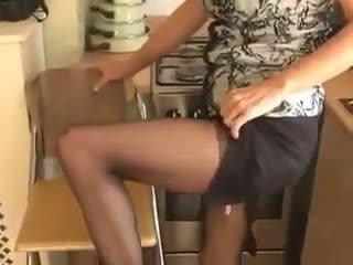परिपक्व, हस्तमैथुन, मोज़ा