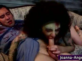 heetste brunette actie, meest pijpbeurt video-, hq pornstar klem