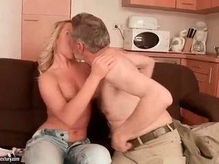 Old Men vs Teen Girls