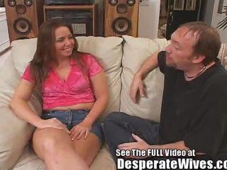 Desperate abielunaine jazz swallowing jobi