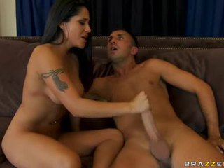 Cum Lover Jenaveve Jolie Cant Live Without The Hawt Blast Of Cock Cream She Got On Her Mouth