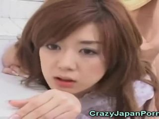 Wtf 瘋狂的 日本語 青少年 色情!