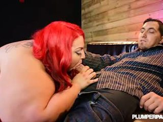 SSBBW Jaymez Ryder Has Bare For Bachelor In Champagne Room