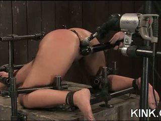 Fucking machines bondage group