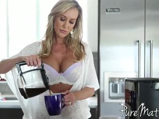 Pure mature Brandi Love