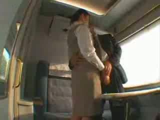 Japonsko vlak servis jebemti video