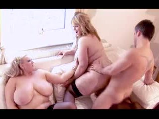 Bbw ffm sex