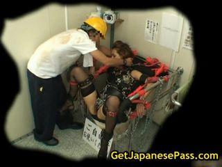 heet japanse video-, zien aanbiddelijk porno, nominale oosters actie