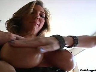 Kelly Devine And Mz Berlin Do Hard Oral Stimulation And Breast Fuck