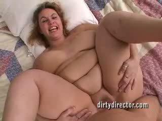 المرأة الجميلة كبيرة الهاوي assfucked