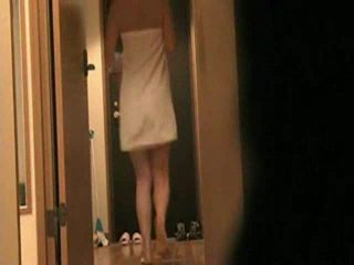 Japanese Wife Answers Door Naked 5