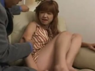 Sleeping Japanese Beauty Anal Fucked