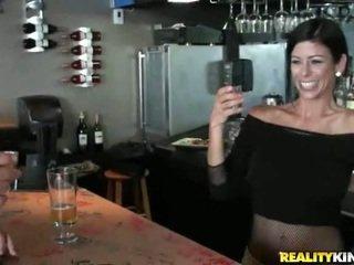 nice brunette tube, nice skinny, more big tits porno