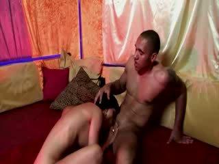 Real euro hooker fuck and blowjob action