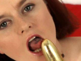 meer hardcore sex, een speelgoed video-, dubbele penetratie