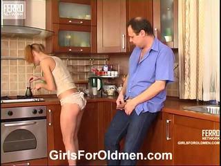 Emilie a hubert cutie a oldman scéna