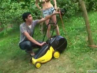mooi zuig- porno, u meloenen, u hoofd geven