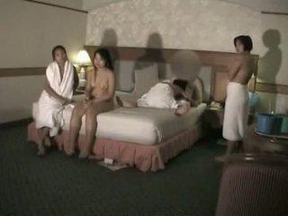 online lesbisch, kijken partij scène, vers bangkok
