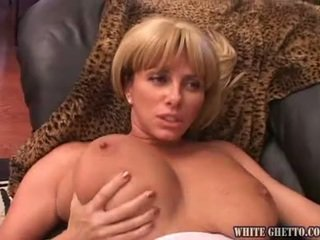 Heated Cream Pie For This Horny Aged Near  Large Boobs!