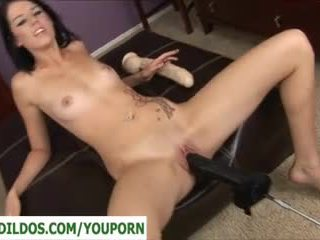 bruneta, vidět kurva stroj kvalita, hq masturbuje vy