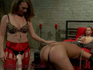 full cbt mov, all ball busting action, ballbusting