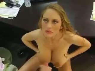 Megan Jones - Photocopies Of Her Ass