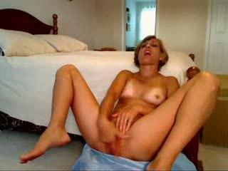 Мама мастурбиране