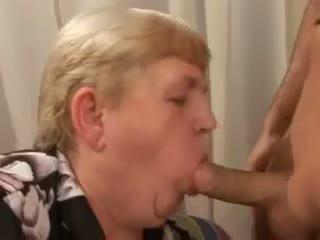 bbw gepost, heetste oma video-, blond tube