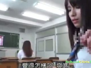不错 口交 不错, 日本, 有趣 女学生 理想