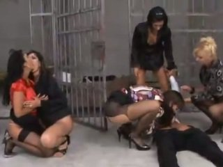 sexy prissoners fucked by jail guards