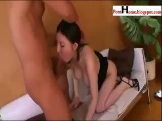 완전한 일본의 뜨거운, 신선한 큰 가슴 신선한, 뜨거운 입