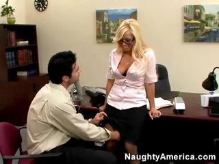 alle hardcore sex am meisten, blondinen, büro-sex