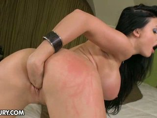After Her Pussy Being Done By Kid Jamaica, Aletta Ocean Was...