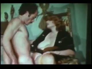 Vintage amerikaans: gratis groot boezem porno video-