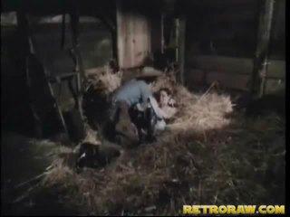 Retro bang inside det mann stables