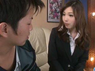 Палав офис духане от секси aiko hirose: безплатно порно 22
