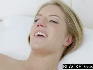 Blacked candice dare rumpe knullet av stor svart kuk