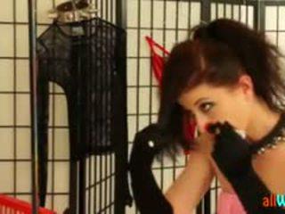 Rocker gaja dyes dela cabelo