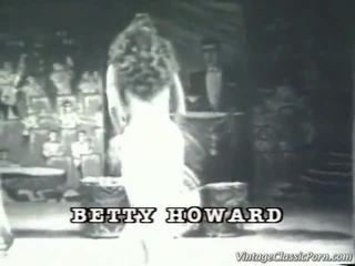 To titted betty howard