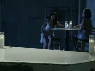 Kristina rose și adrenalynn distribuie tot chiar o mare greu pula shaft