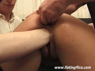 bbw, gaping, fingering