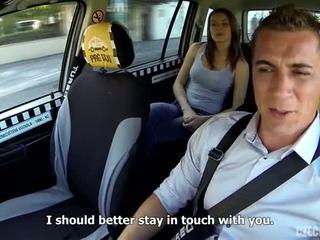 Τσέχικο taxi