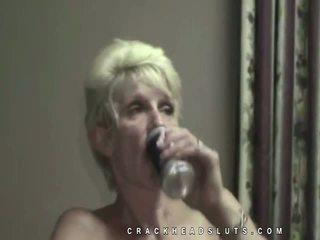 Crack dun vrouw chat en turns truc