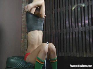 Getting alto e masturbação
