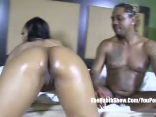 Szexi stripper thick csizmás lusty piros szar által bbc király kreme videó
