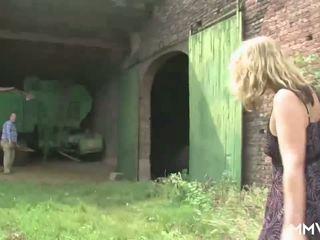 Mmv films duits amateur rijpere farmers, porno c4
